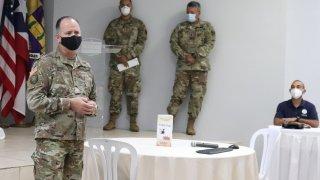 Imagen básica de la Guardia Nacional (GNPR) - José Reyes