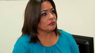 """Imagen básica de María Milagros """"Tata"""" Charbonier"""