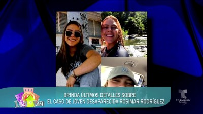El caso de la desaparición de Rosimar Rodríguez ya tiene un móvil establecido