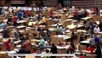 CEE se prepara para el voto adelantado por precintos