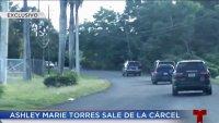 Inician proceso para dejar en libertad a Ashley Marie Torres