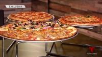 Dejaron el miedo a un lado y se lanzaron a hacer unas pizzas únicas en Caguas