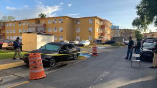 Una mujer resultó herida de bala hoy, 21 de enero, en el residencial Nemesio Caneles, San Juan. Su condición, al momento, se desconoce.