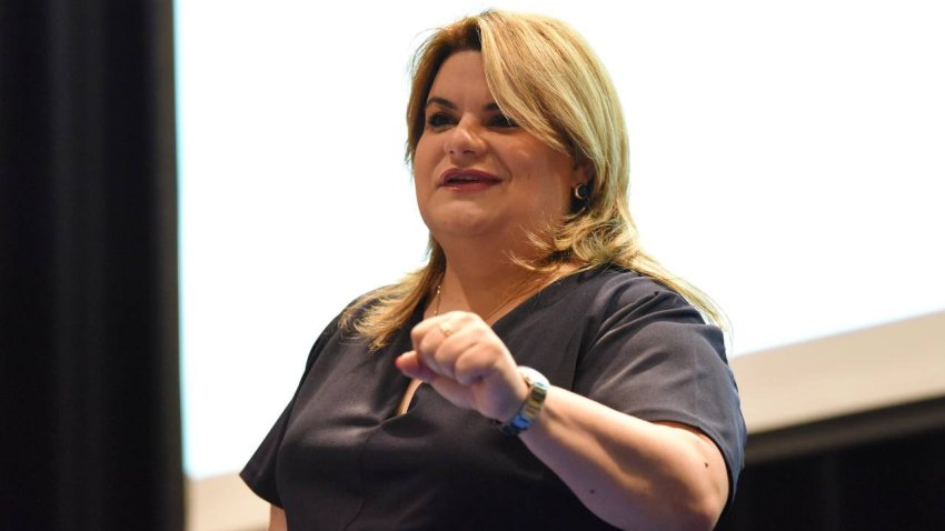 Comisionada residente, Jenniffer González (Foto Archivo)