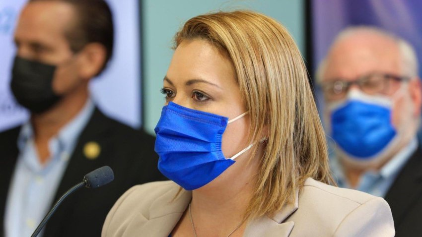 Secretaria de Educación - Elba Aponte