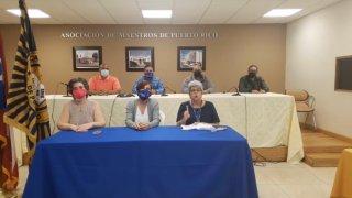 Asociación de Maestros de Puerto Rico (AMPR)