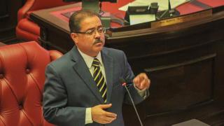 José Luis Dalmau, presidente del Senado