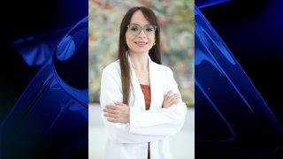 Microbióloga Kagsianaís Alicea Torres