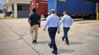 Agentes del Negociado de Transporte y Otros Servicios Públicos (NTSP)
