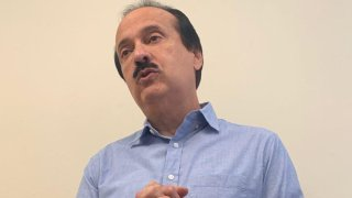"José Guillermo ""Guillito"" Rodríguez, alcalde de Mayagüez"