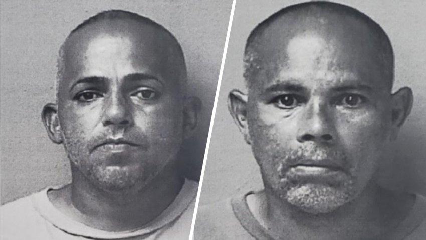 Víctor M. Ortiz Santos, de 41 años y Manuel Torres Díaz, 52 de años
