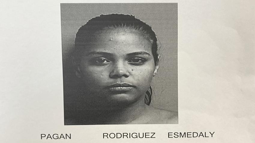 Esmedaly Pagán Rodríguez, de 23 años