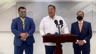 "Presidente de la Cámara de Representantes, Rafael ""Tatito"" Hernández"