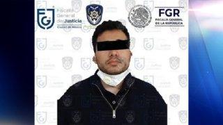 Ficha policial del sobrino de Rafael Caro Quintero