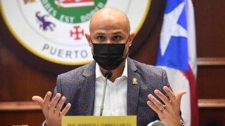 El representante Domingo Torres García