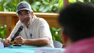 Héctor Iván Cordero - Presidente de la Asociación de Agricultores de Puerto Rico.