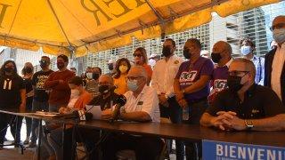 Movimiento Obrero de Puerto Rico