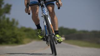 Imagen básica de ciclista