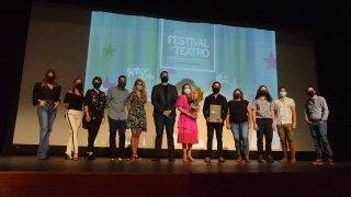 Miembros del Instituto de Cultura Puertorriqueña (ICP)