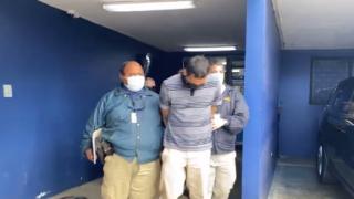 Miguel Ocasio Santiago, sospechoso de asesinar a Andrea Ruiz Costas.