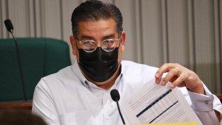 "Rafael ""Tatito"" Hernández, presidente de la Cámara de Representantes"