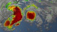 Claudette recobra fuerza de tormenta tropical