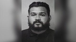 Andrew Ramsahai Cruz, de 29 años