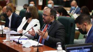 El secretario interino del Departamento de Educación de Puerto Rico, Eliezer Ramos Parés