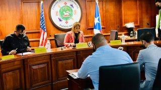 La Comisión de Educación de la Cámara, presidida por la representante Deborah Soto