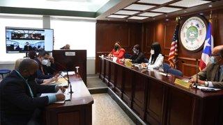 La Comisión de Salud de Puerto Rico