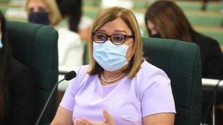 La secretaria del Departamento de Corrección y Rehabilitación (DCR), Ana Escobar Pabón