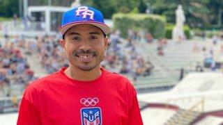 Manny Santiago, skater boricua