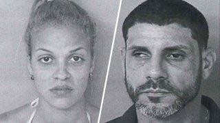 Nelson Matos Acosta y Annette Irizarry Zapata