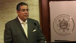 """El presidente de la Cámara de Representantes, Rafael """"Tatito"""" Hernández"""