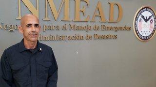 Ángel Modesto Vázquez Torres, nuevo coordinador de búsqueda y rescate del NMEAD