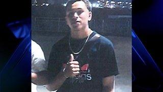 Carlos Manuel González Castro de 18 años