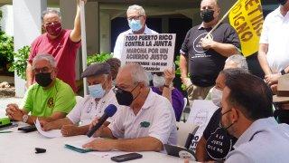 Convocan a marcha Todo Puerto Rico contra la Junta