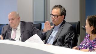 El presidente del Negociado de Energía de Puerto Rico, Edison Avilés Deliz