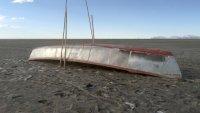 Cambio climático: el Poopó, el inmenso lago que se secó en Bolivia