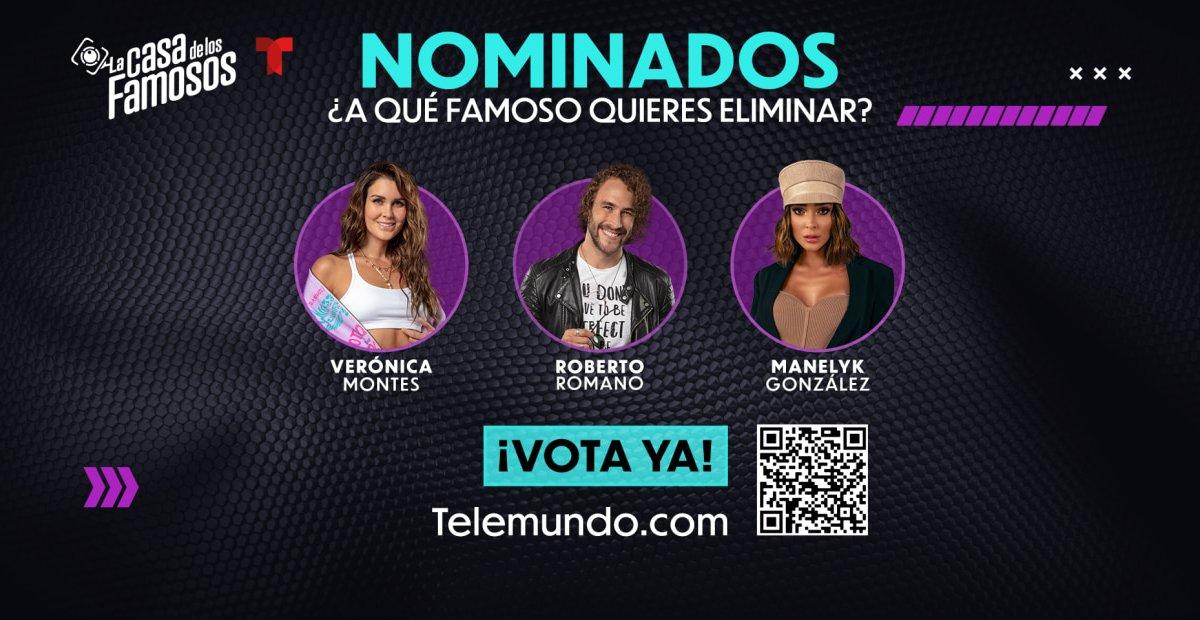 La Casa de los Famosos: salvan a Gaby Spanic de la nominación a eliminación