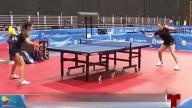Listos los equipos nacionales de tenis de mesa