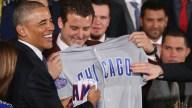 Obama ofrece homenaje a los Chicago Cubs