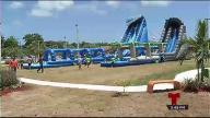 Crean parque para combatir obesidad infantil