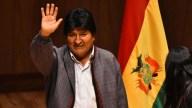 Cancillería: Evo Morales deja México para viajar a Cuba