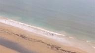 Descarga de aguas usadas en playa de Condado
