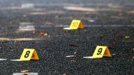 Fin de semana violento: registran cinco asesinatos