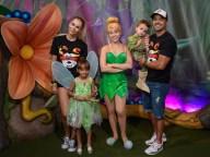 Singer Luis Fonsi Visits Walt Disney World Resort