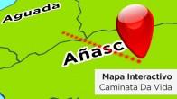 Mapa Interactivo: Caminata Da Vida 2017