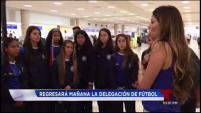 Regresa la delegación de Fútbol