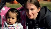 La pequeña Vanessa Morales de 1 año de Connecticut ha estado desaparecida desde el lunes luego del asesinato de su madre.